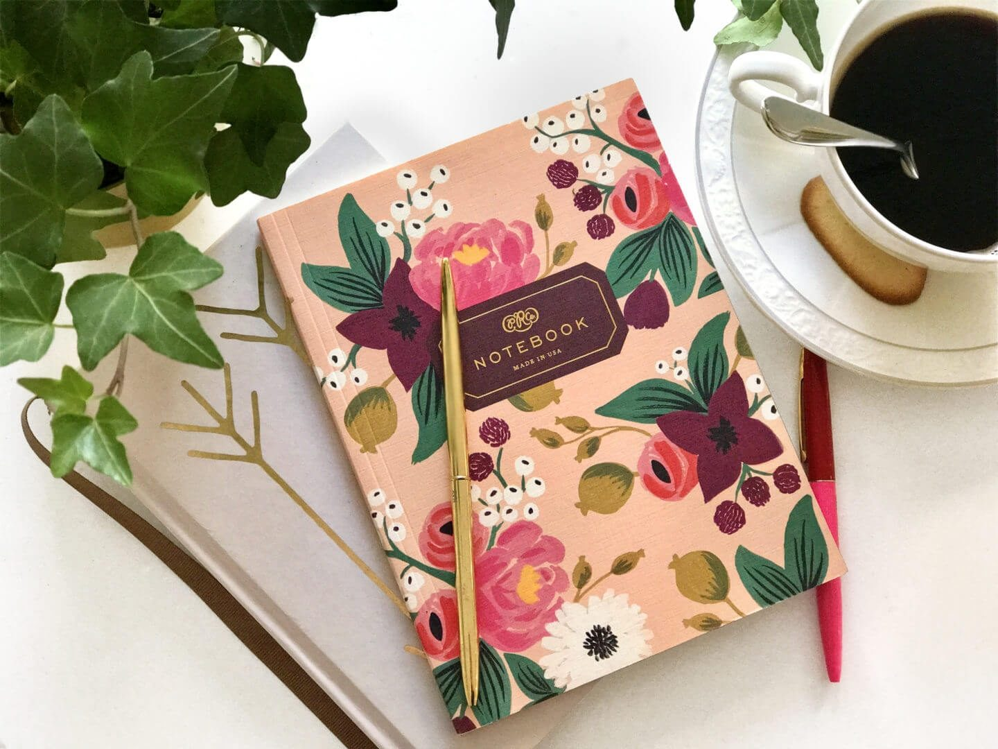 cahier RIFLE PAPER CO.